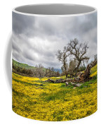 Shell Creek Awash In Yellow Coffee Mug