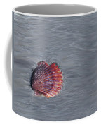 Shell Imprint Coffee Mug