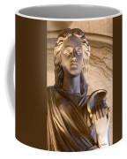 Shell In Hand Coffee Mug