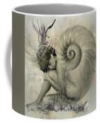 Shell Of Life  Coffee Mug