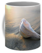 Shell On The Beach Coffee Mug