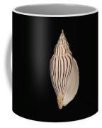 Shell Pattern - Bw Coffee Mug