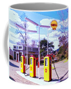 Shell Station Coffee Mug