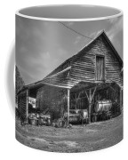 Shelter From The Storm 2 Wrayswood Barn Coffee Mug