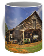 Shelter From The Storm Wrayswood Barn Coffee Mug