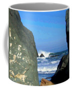 Sheltered From The Wind Coffee Mug