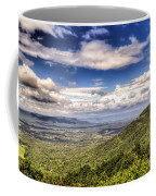 Shenandoah National Park - Sky And Clouds Coffee Mug