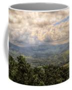 Shenandoah Valley - Storm Rolling In Coffee Mug