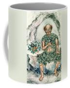 Shennong, Chinese God Of Medicine Coffee Mug