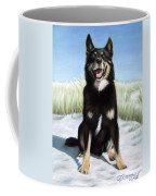 Shepherd Mix Timmy Coffee Mug