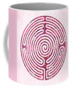 Shepherd's Race - Rose Coffee Mug