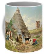Shepherds Resting In The Roman Campagna Coffee Mug