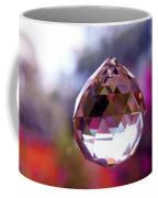 Sherbet Crystal Teardrop Coffee Mug