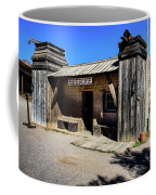 Sheriff Office - Old Tucson Coffee Mug