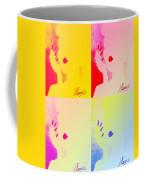 She's A Lady Pop Art Coffee Mug