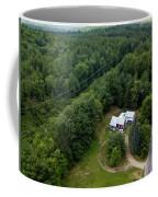 Tilt-shift Farm Coffee Mug