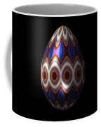 Shimmering Christmas Ornament Egg Coffee Mug