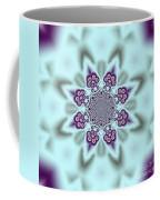 Shimmering Snowflake Coffee Mug