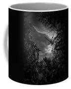 Shimmering Tree Branches Coffee Mug