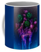 Shining Flowers  Coffee Mug
