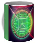 Shiny Globe Coffee Mug