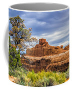 Ship In The Desert Coffee Mug
