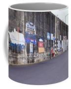 Ship Murals Coffee Mug