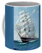 Ship Waimate - Detail Coffee Mug
