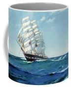 Ship Waimate Coffee Mug
