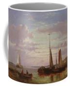 Shipping In A Calm  Coffee Mug