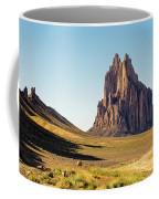 Shiprock 3 - North West New Mexico Coffee Mug