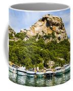 Ships Collection To Italian Harbor Coffee Mug