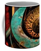 Ship's Compass Coffee Mug