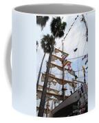 Ships Palm Coffee Mug