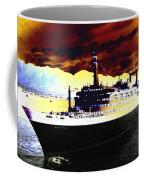 Shipshape 3 Coffee Mug