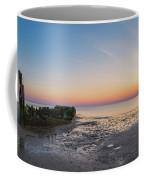 Shipwreck Panorama  Coffee Mug