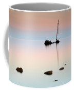 Shipwreck Sunrise Coffee Mug