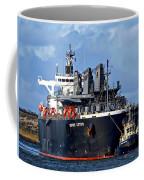Port Of Amsterdam Coffee Mug