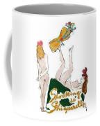 Shocked Not Coffee Mug by ReInVintaged