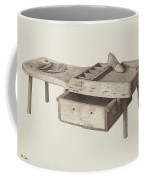 Shoemaker's Bench Coffee Mug