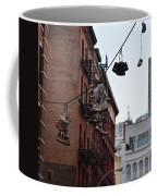 Shoes In The Sky Coffee Mug