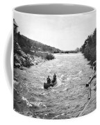 Shooting The Rapids In Maine Coffee Mug