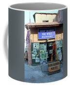 Shop Behind The Wall Coffee Mug