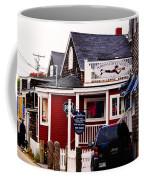 Shopping In Perkins Cove Maine Coffee Mug