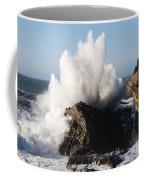 Shore Acres Waves 1 Coffee Mug