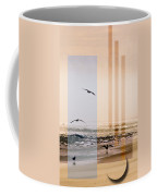 Shore Collage Coffee Mug