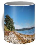 Shoreline On The Kyles Of Bute Coffee Mug