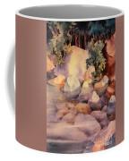 Shoreline Rocks Coffee Mug
