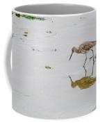 Short-billed Dowitcher #4 Coffee Mug