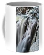 Shoshone Falls Close Up Coffee Mug